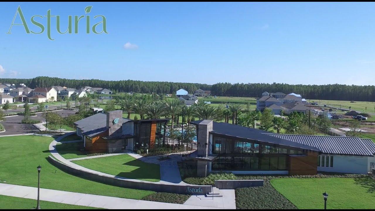 Asturia: Phase II Now Open   Odessa, Near Tampa, FL. ICI Homes