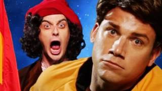 Christopher Columbus vs Captain Kirk. Epic Rap Battles of History