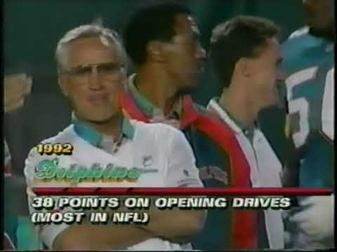 1992 week 11 Bills at Dolphins