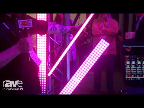 InfoComm 2014: Chauvet Illuminates the Show with Epix Pixel Mapping