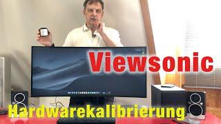 Viewsonic Monitor für die Bild…