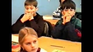 Урок Рисования 5-З класс 1998