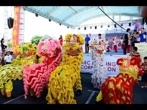 Chinatown, Food Festival - Mauritius 2017