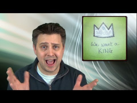 Why Did The Israelites Want A King?