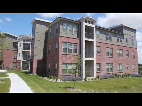 An inside tour of the Brodmoor Hills apartment complex in Elkhorn, Nebraska