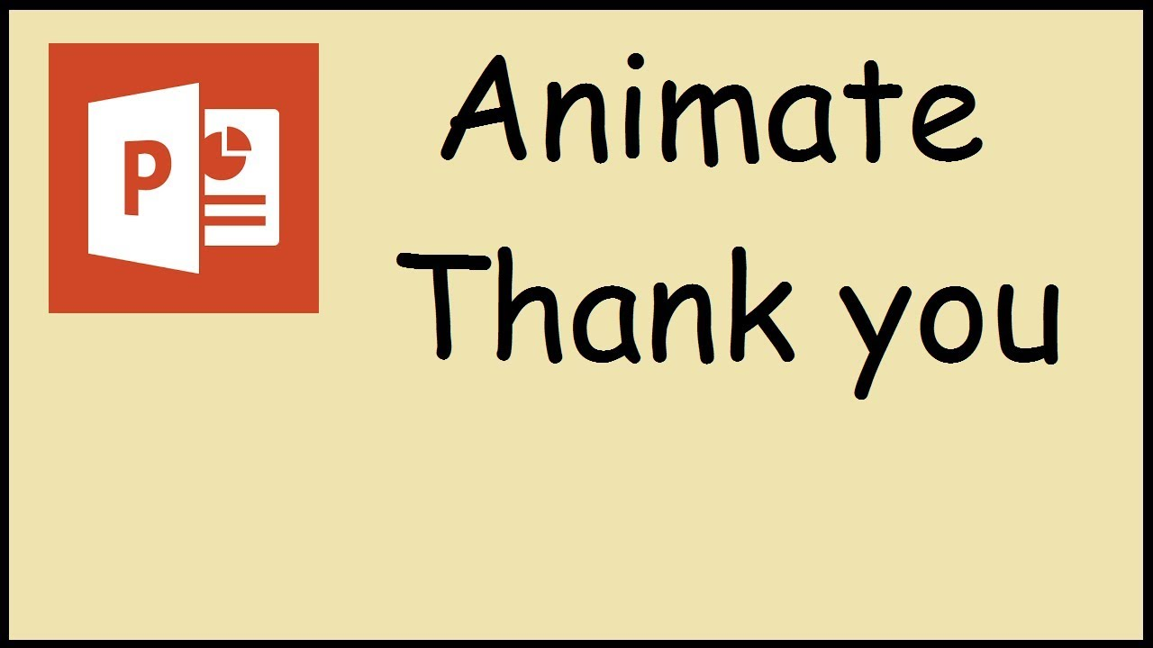 Funny Thank You Images For Ppt How to make a thank yo...