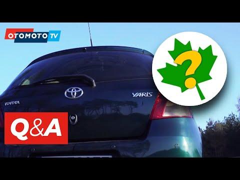 Toyota Yaris - Dobra Na Pierwsze Auto?   Q&A OTOMOTO TV