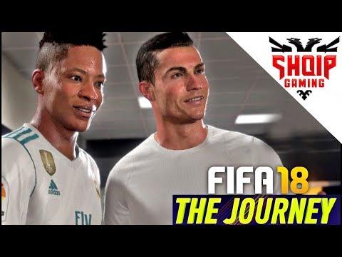 """Filloj Sezona e Re """"The Journey"""" !! - FIFA 18 SHQIP   SHQIPGaming"""