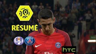 Toulouse FC - Paris Saint-Germain (2-0)  - Résumé - (TFC - PARIS) / 2016-17