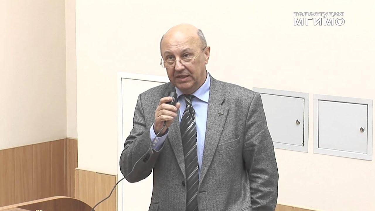 Лекция А.Фурсова