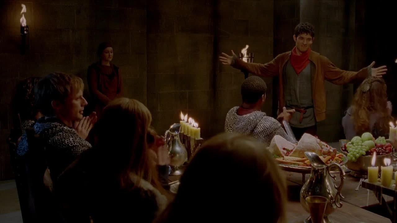 Download Merlin Season 5 Episode 1   I have many talents