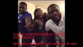 DEYOUNGS BURNERS ON GHANA ELECTIONS 2016