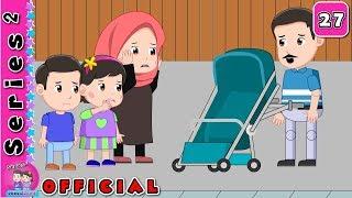 ❤27 Musim 2 Mufid Hilang❤Umi Marah❤Jamal Laeli Series Official MP3