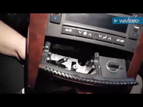 Cadillac Cts Aux Install 2003-2007