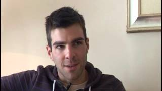 zachary quinto interview heroes 2007