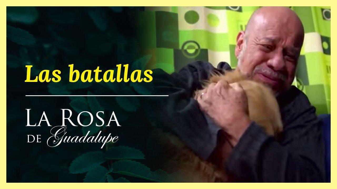 Mi abuelo y él | Las Batallas de La Rosa