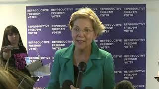 Elizabeth Warren Softens on Kavanaugh Impeachment
