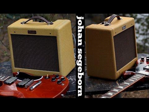 Fender 57 Champ Custom - HUGE SOUND!