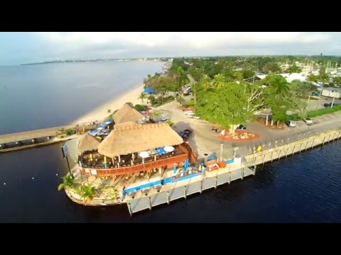 A wonderful morning view of the Cape Coral Yacht Club