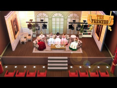 SÉRIE: THE FARMERS 1.05 │EU ODEIO TEATRO (PARTE 2) │The Sims 4 (Machinima)