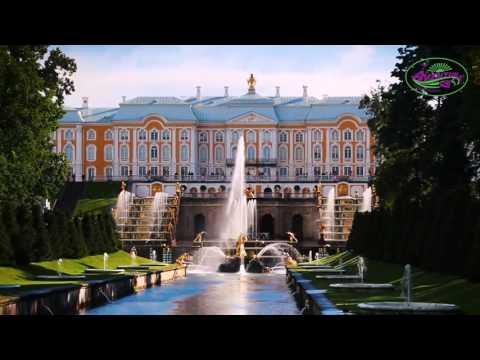 Aventura Travel. Peterhof a San-Pietroburgo (La Versalles Russa). Tours in Russia