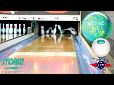 Storm Polar Ice by Competitive Edge Bowling