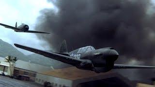 "Перл Харбор атака японцев ч.8 - ""Перл Харбор"" отрывок из фильма"