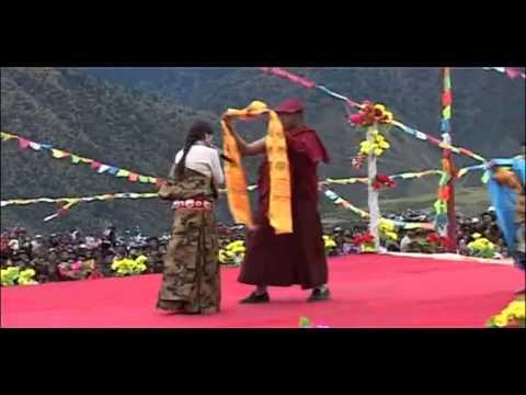 Tsewang Lhamo in Dege - མེས་བོའི་གཟི་བརྗིད།