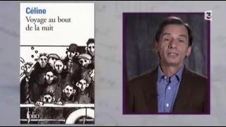 Un livre, toujours : Voyage au bout de la nuit de Louis-Ferdinand CÉLINE (2011)