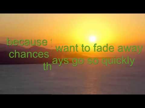 Automatic Loveletter fade away (Lyrics)