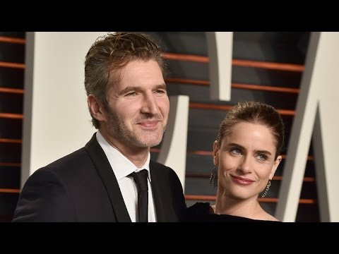 'Game of Thrones' Creator David Benioff Wants Everyone to Know He's Married to Amanda Peet