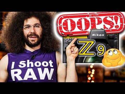 Download Nikon Z9 INSANE SPEC LEAK?! Canon CHEAPS OUT!!!