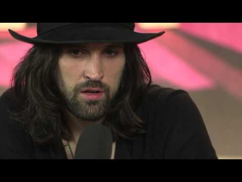 Kasabians Serge Pizzorno about the power of music.