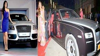 বলিউড নায়িকাদের বিলাসবহুল গাড়ী । Bollywood Actress Luxerious car 2018