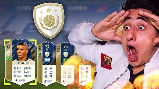 A ICON IN EVERY PACK!!! (FIFA 18)