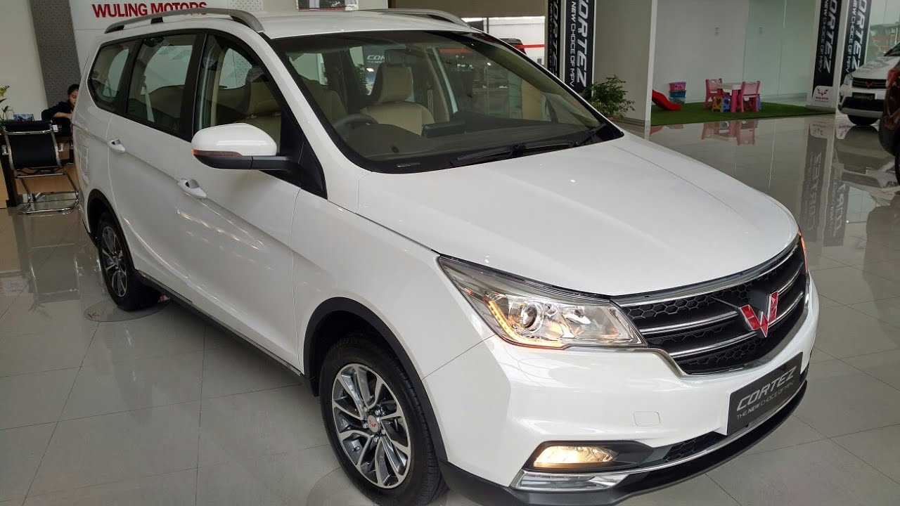 In Depth Tour Wuling Cortez C AMT