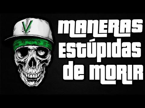 MANERAS ESTUPIDAS DE MORIR EN GTA 5