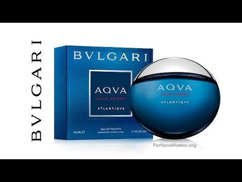 Bvlgari Aqva Pour Homme Atlantiqve Fragrance Youtube