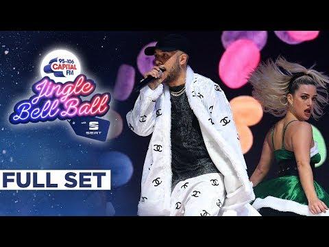 Jax Jones -  Set  at Capital&39;s Jingle Bell Ball 2019  Capital
