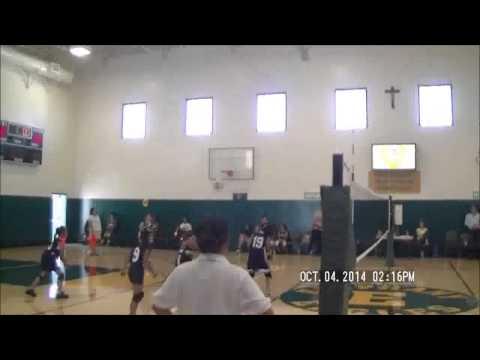 Mission Dolores Academy versus Saint Cecilia 10042014