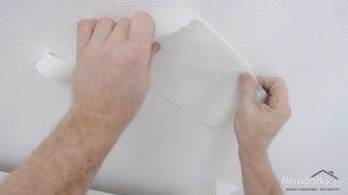 видео Виниловые обои на бумажной основе: полезные свойства, особенности поклейки и эксплуатации