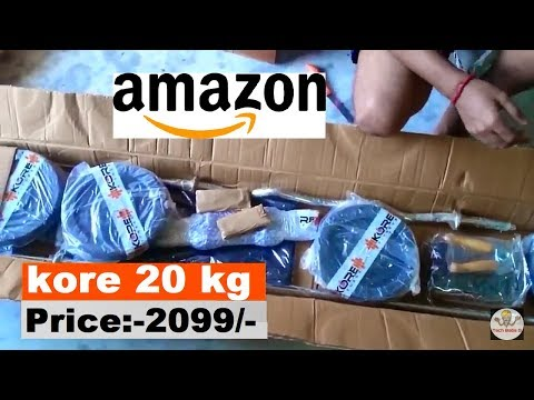 Kore 20KG Combo 2-WB Home Gym Review (may 2019)