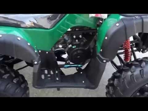 ATV Hamer KXD 200 4X2