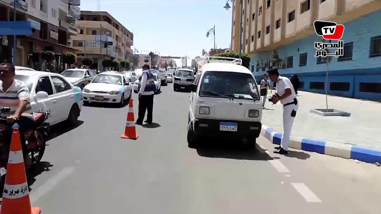 المصري اليوم:جولات ميدانية لمديري الأمن بمختلف المحافظات لمتابعة الحالة الامنية