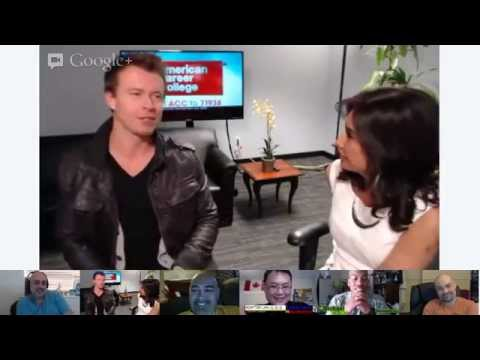 FOX 11 Google Hangout: Todd Lasance On Spartacus: War of the Damned, Julius Caesar