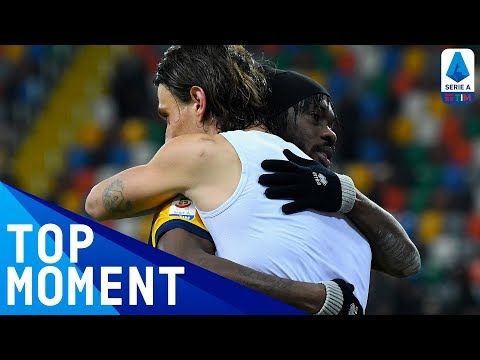 Gervinho's Brilliant Run sets up Inglese to Seal the Win ! Udinese 1-3 Parma | Top Moment | Serie A