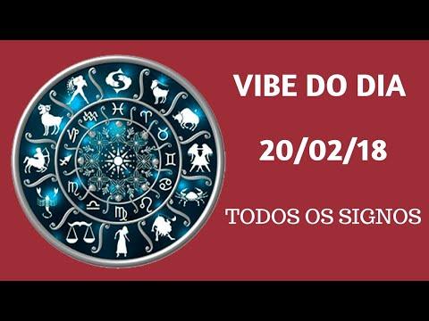 TAROT☆VIBE DO DIA 20/02/18 - TODOS OS SIGNOS