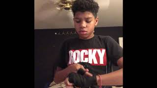Everlast boxing hand wraps 108 inches