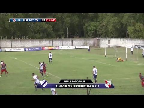 Primera C: Luján vs Deportivo Merlo en VIVO - Fecha 24