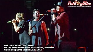 1D ONE DIRECTION - ONE THING live in Jakarta, Indonesia 2015